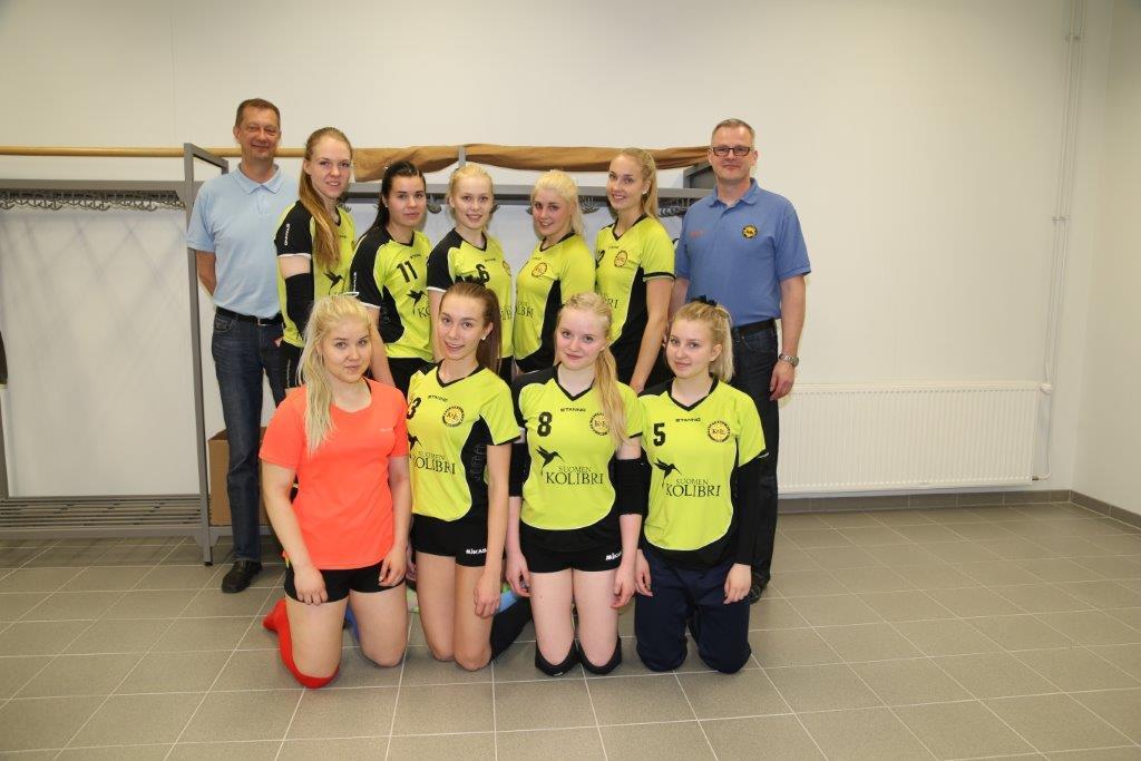 A-tytöt SM-finaali Viitasaari 3.-4.5 ohjelma , joukkuesittelyt ja nettikuva – Ploki Pihtipudas